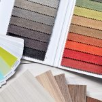 Use smart color choices to create a beautiful interior decoration in your home.